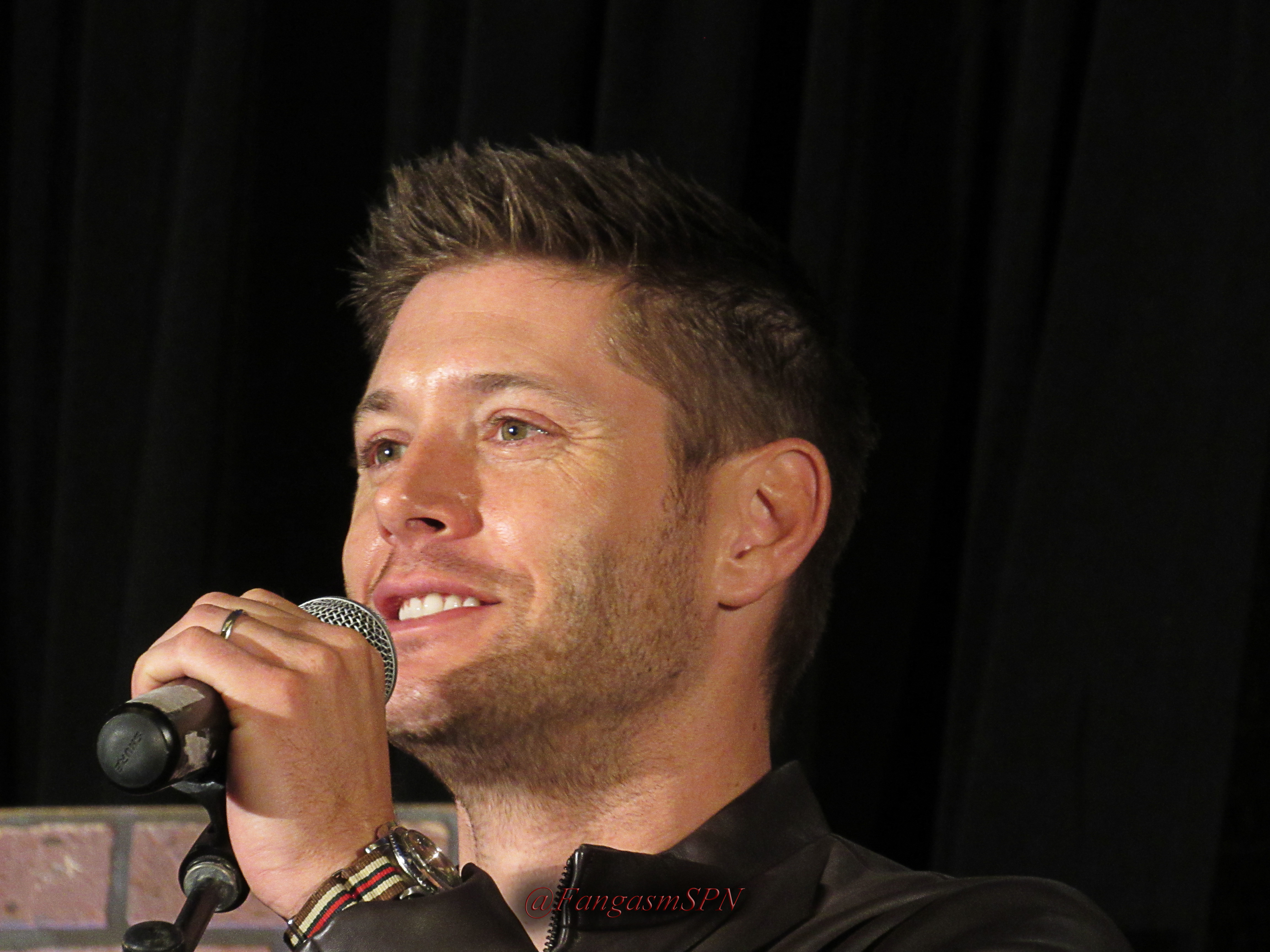 Meet And Greet Tidbits From Chicon Jensen Ackles On Directing Spn