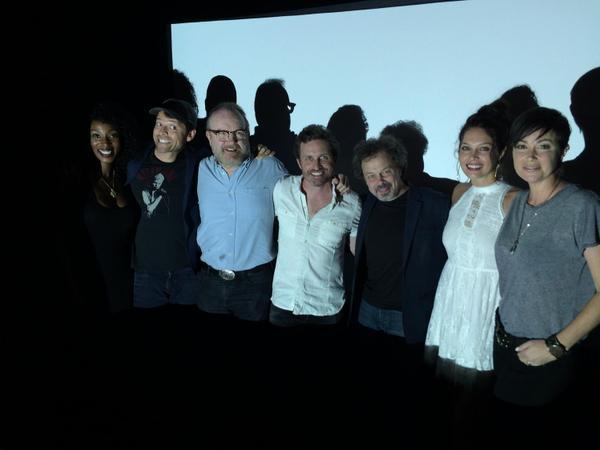 Lisa, Misha, Jim, Rob, Curtis, Alaina and Kim