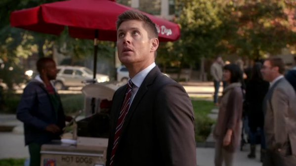 ANSWER THE PHONE, DEAN! Cap, s_verasani