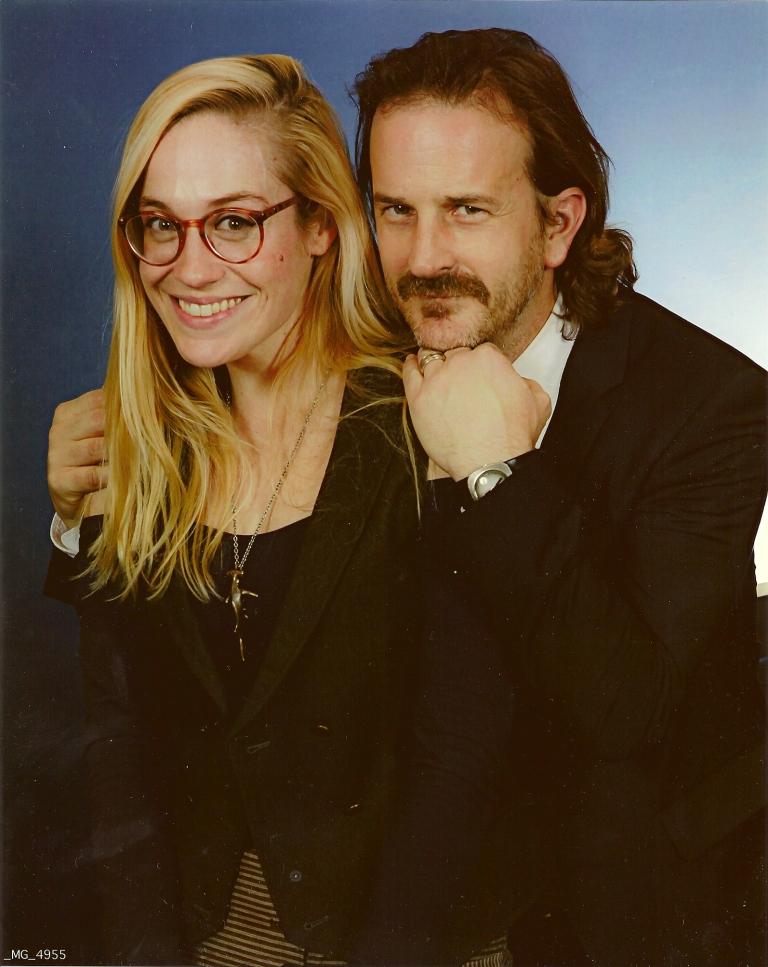 Richard and Jenny, Photo Chris Schmelke