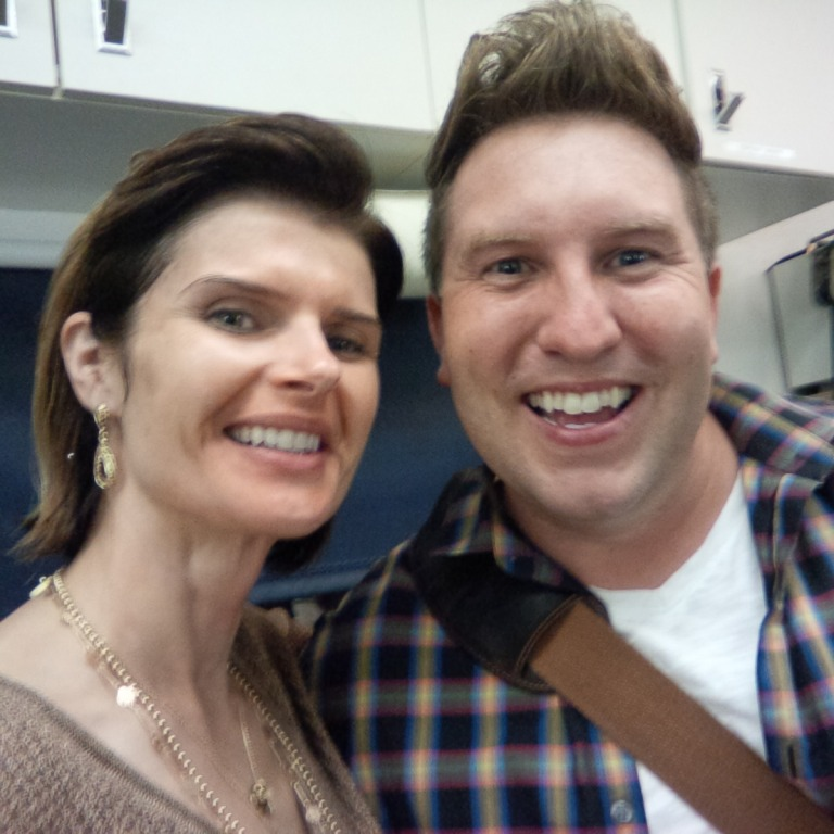 With Nate Torrence