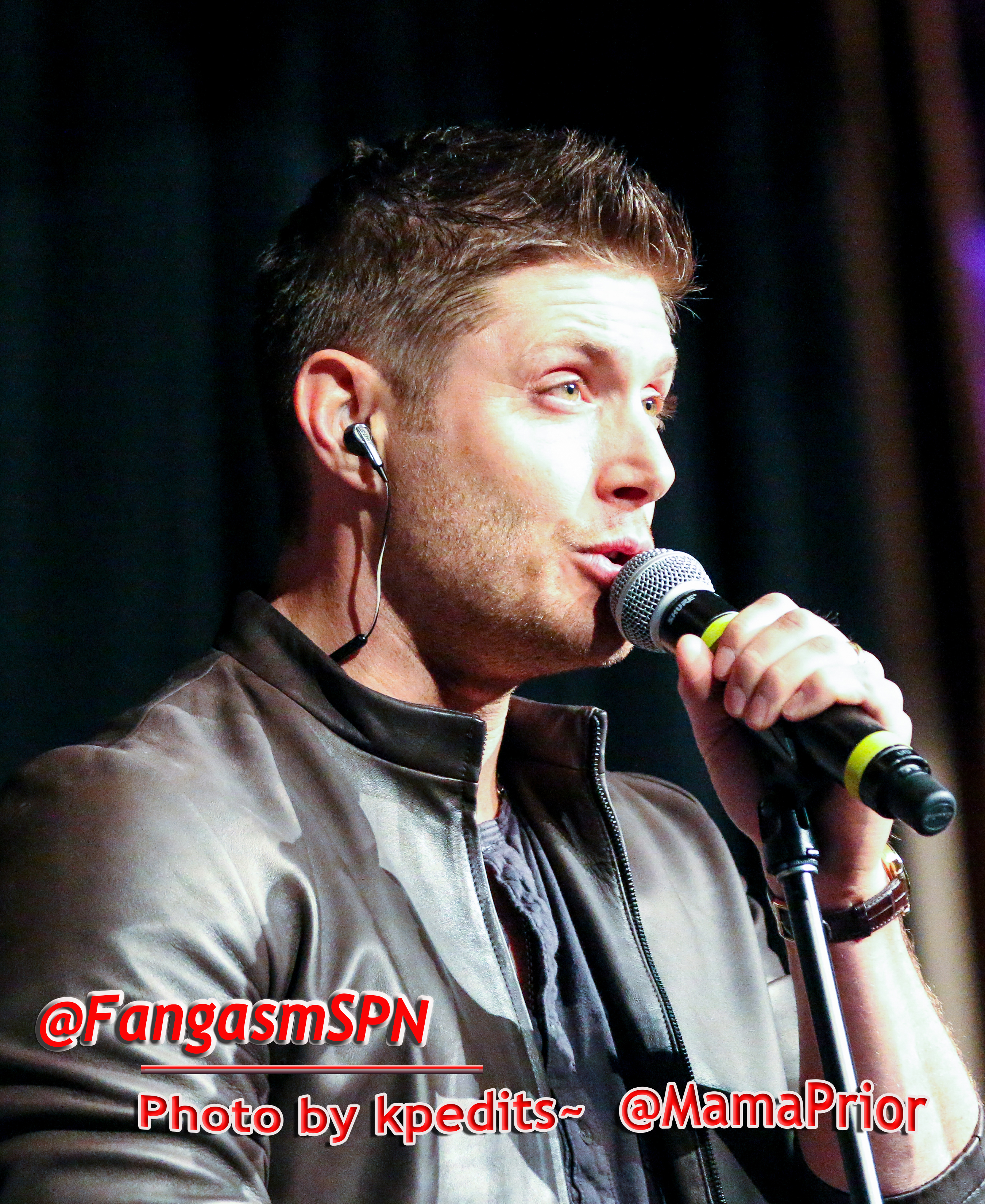 Jensen Ackles Meet And Greet From Nashcon The Evolution Of A