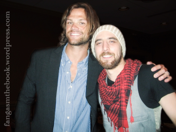 Jared and Brian at the first Nashcon