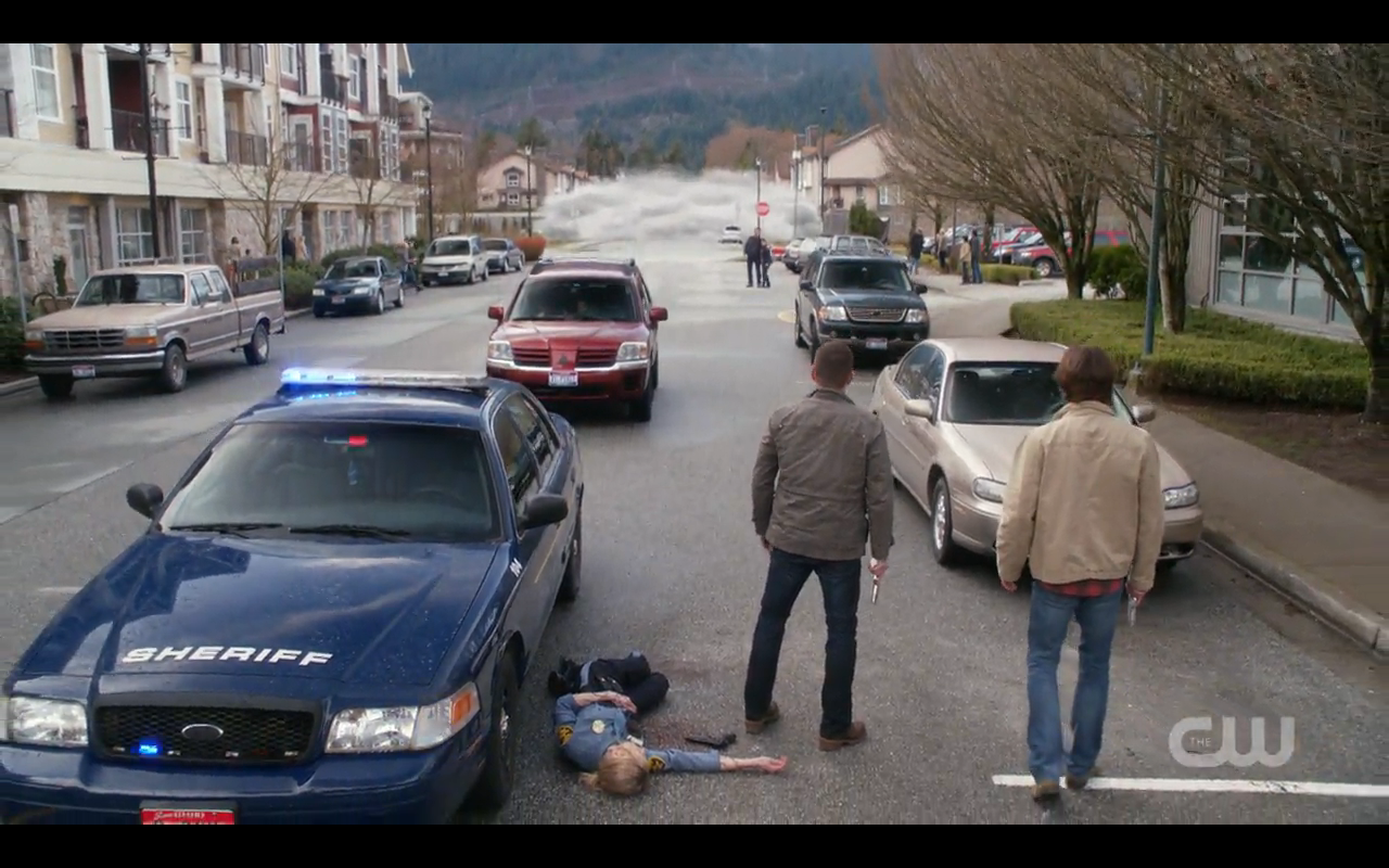 It – He – They're Back! Supernatural 'Don't Call Me Shurley