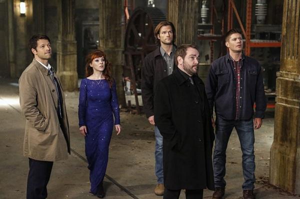 Warner Bros/The CW