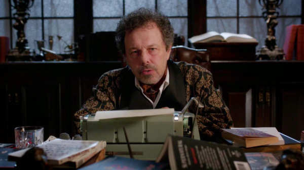 curtis armstrong metafiction