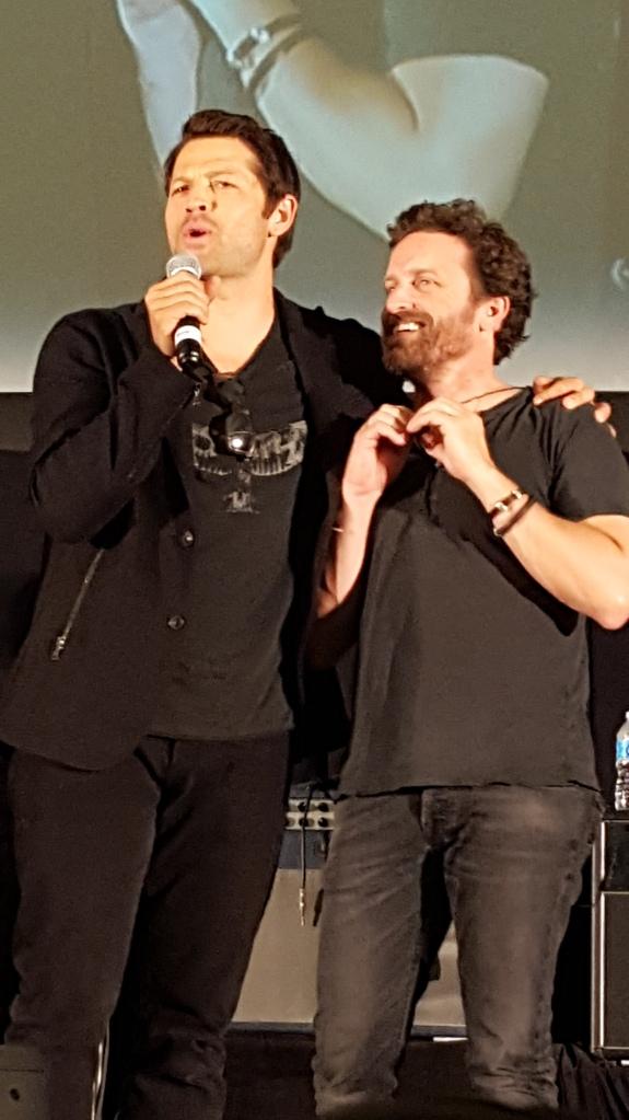 Misha and Rob