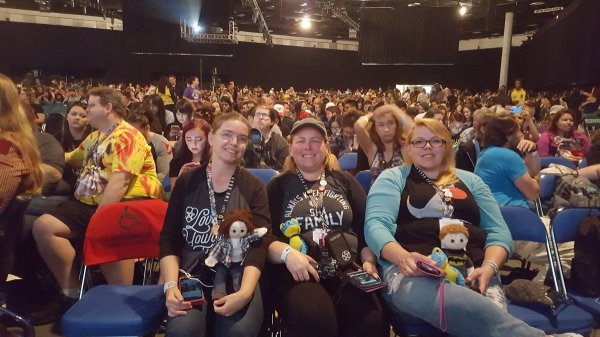 Hall H waits for the Supernatural panel