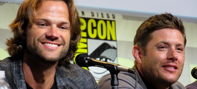 Supernatural at Comic Con2016