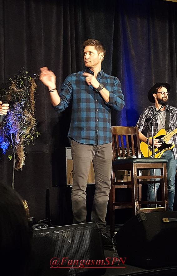Hand signals ala Sam and Dean
