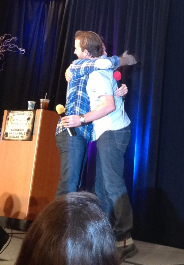 Rob and Kings of Con Costar Richard Speight Jr