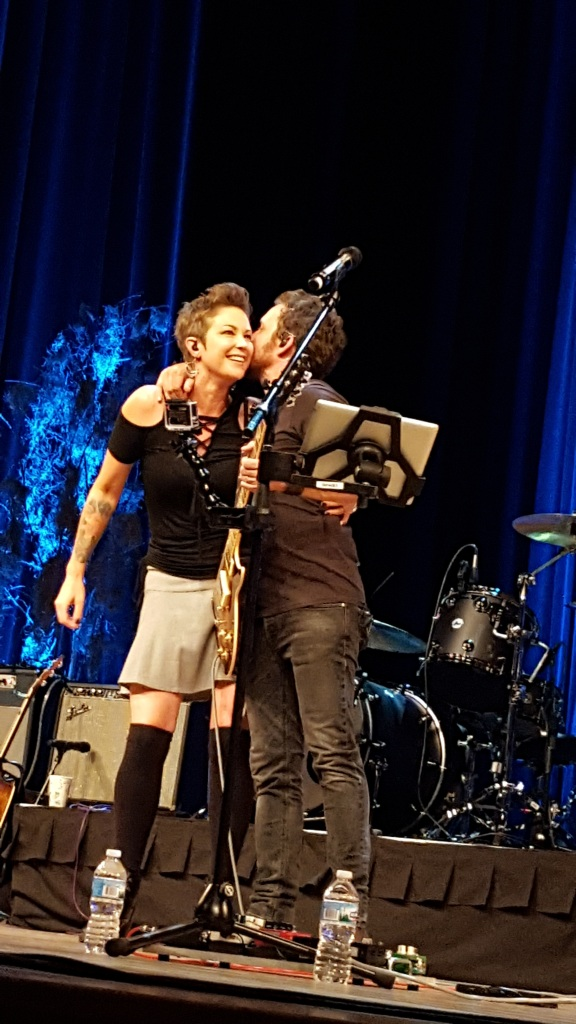 Rob and Kim Rhodes