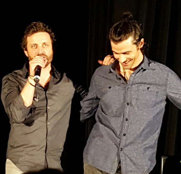 Rob and Matt Cohen