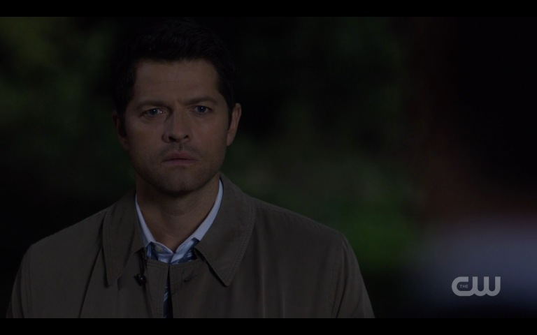 My name is Castiel