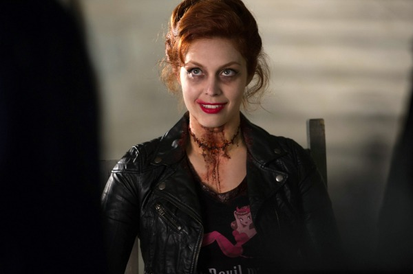 As Abaddon on Supernatural