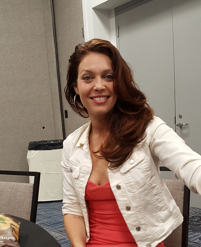 Alaina Huffman on Supernatural, Directing, Social Change – and Fangirling NichelleNichols!