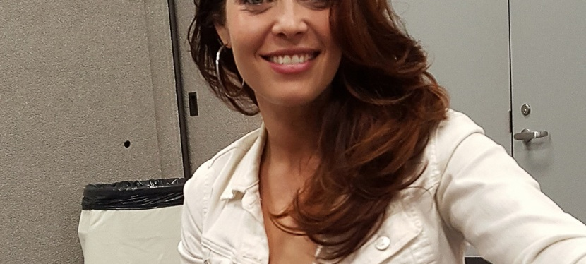 Alaina Huffman on Supernatural, Directing, Social Change – and Fangirling Nichelle Nichols!