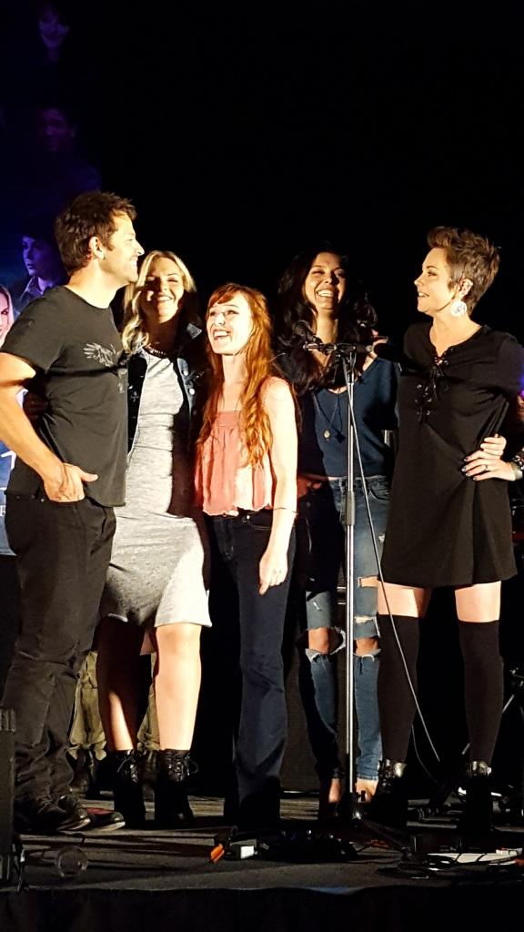 Pittcon SNS w Misha, Briana, Ruth and Kim