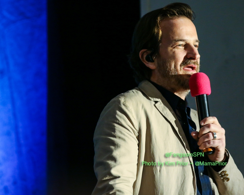 Behind the Scenes of Supernatural with Director Richard Speight Jr.