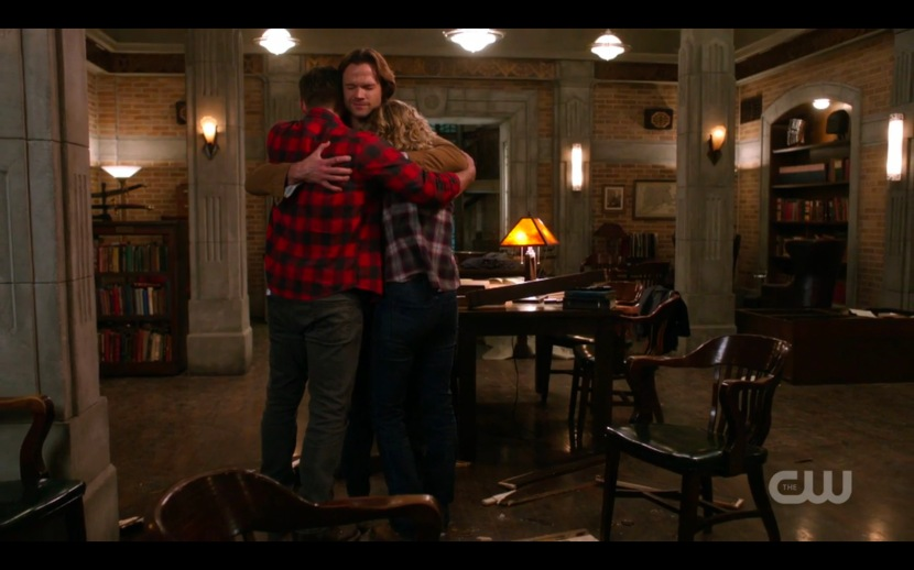 "Supernatural 12.22 – This Really Is ""Who We Are"""