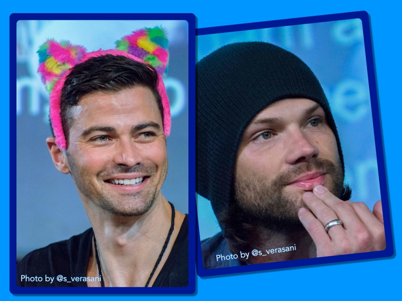 "Matt Cohen and Jared Padalecki on ""Family Don't End With Blood"""