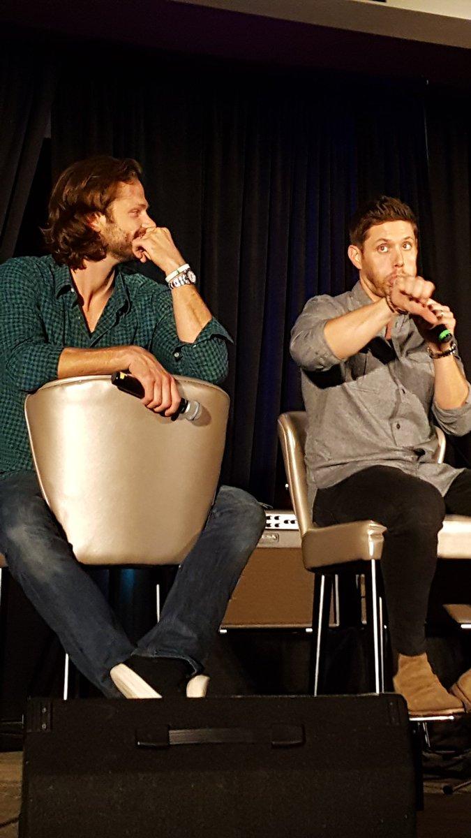 Supernatural Vancouver Part Two – More SNS, Jared, Jensen