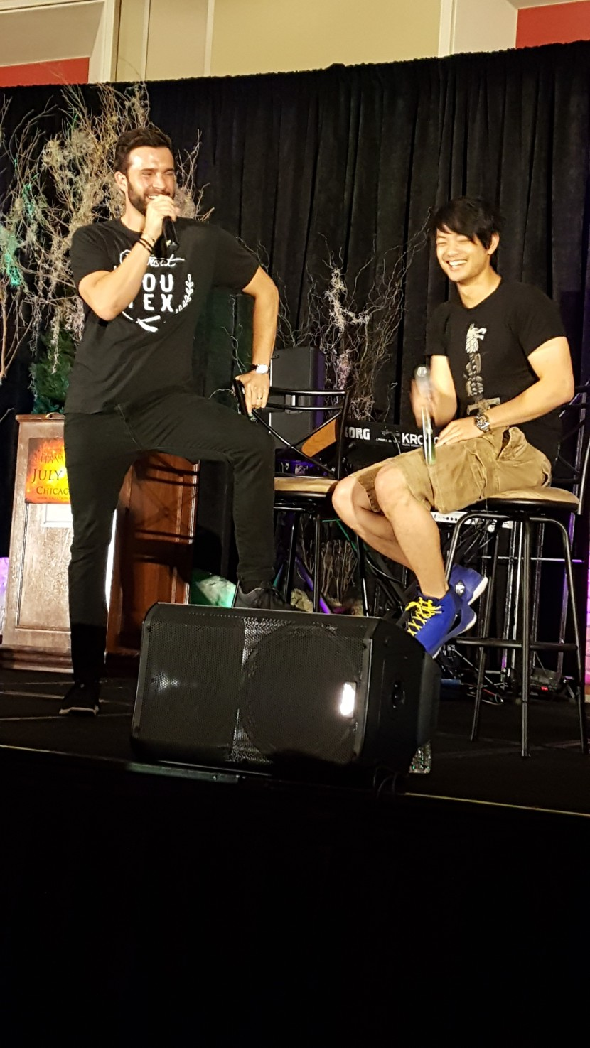 Supernatural's Gil McKinney and Osric Chau – On Writing Books, Releasing New Music and New Seasons of Television!