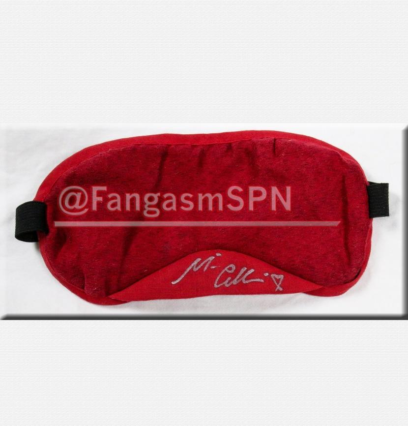 Charity Auction: Misha's EyeMask