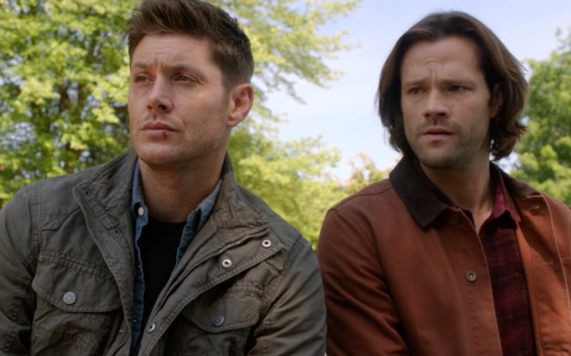 Lucky Season 13 Kicks Off for Supernatural!