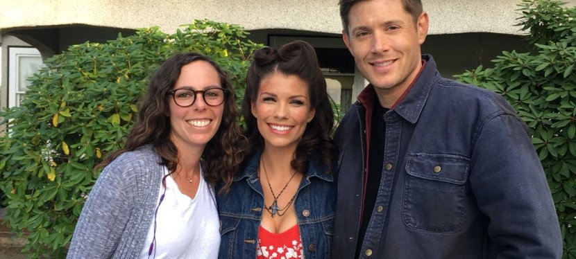Sarah Troyer on Guest Starring On (and Being a Fan of) Supernatural
