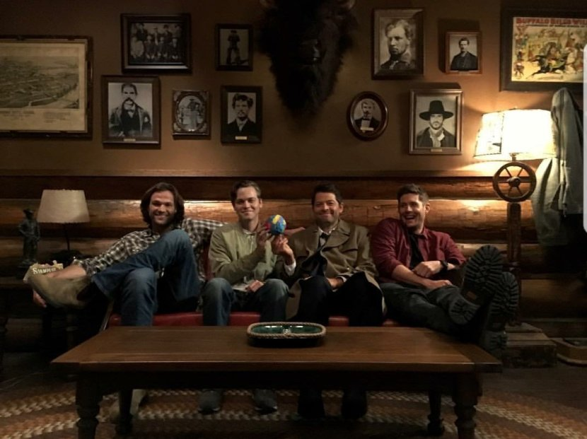 Supernatural Gets Back to The Family Business with Tombstone