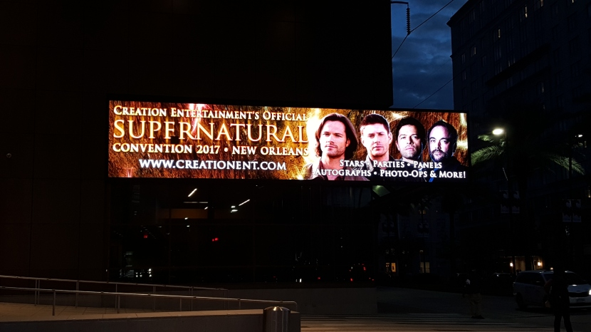 Supernatural in The Big Easy – Nolacon 2017!