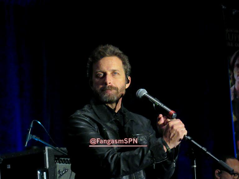Rob Benedict Talks Family Don't End With Blood, Louden Swain and Kings of Con!