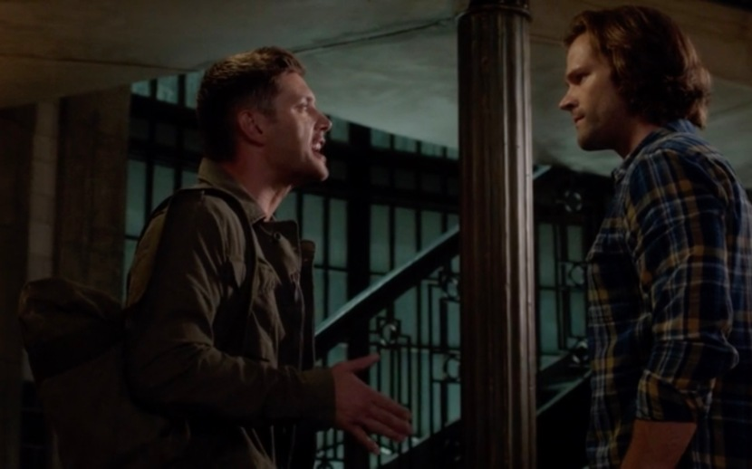 That Hurt – Alot of Heartache in Supernatural's 'Patience'