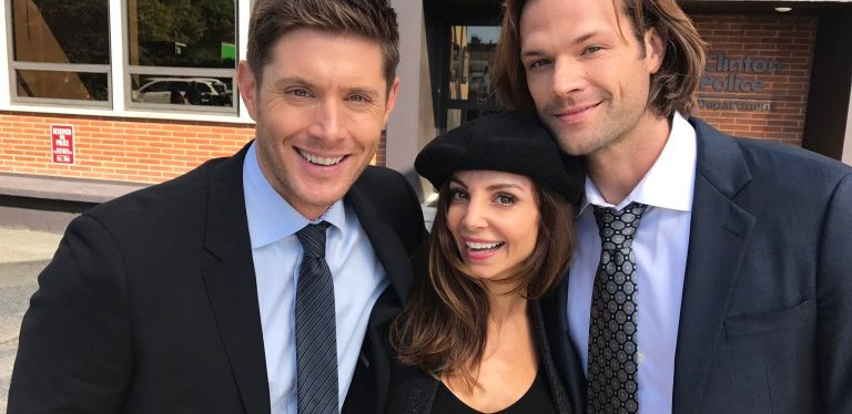 Behind the Scenes of Supernatural with War of the Worlds' FarrahAviva