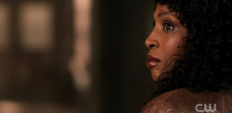 Lisa Berry on Supernatural, Playing Death and Getting Excited for WaywardSisters!
