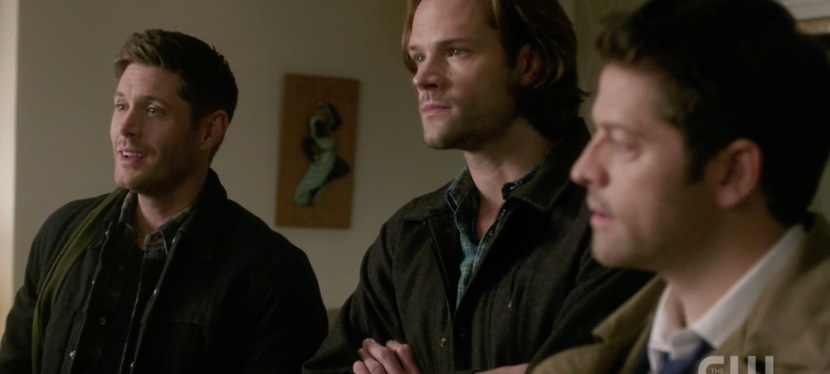 What Is Happening?? Lynn and Nightsky Live on Supernatural 'Devil's Bargain'