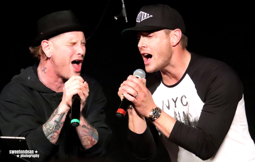 Slipknot Star Corey Taylor on Singing with Jensen Ackles — and Loving Supernatural!