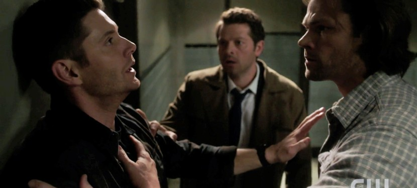 Supernatural 13.14 – Good Intentions!