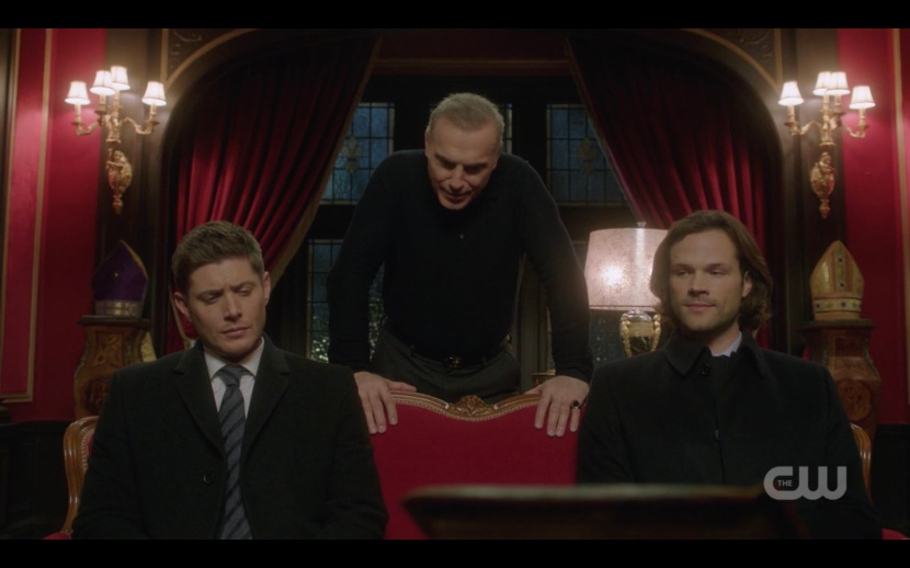 A Most Happy Review for Supernatural A Most HolyMan!