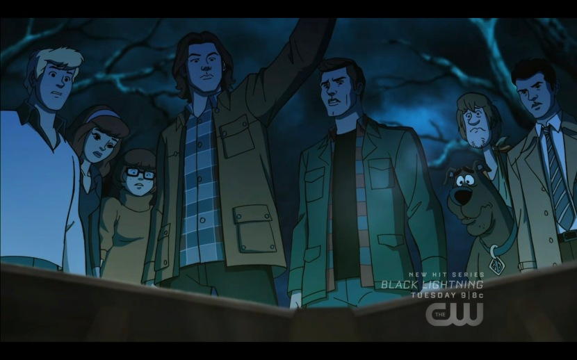 A Night of Fright Is A Total Delight! Scoobynatural