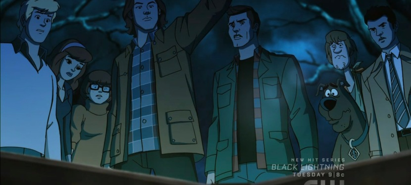 A Night of Fright Is A Total Delight!Scoobynatural