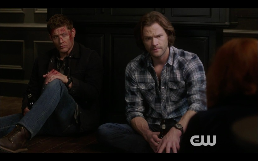 Things Get Serious with Supernatural 'Funeralia'