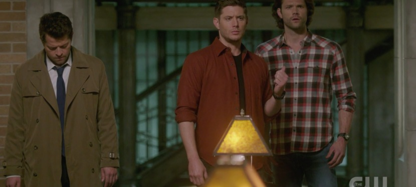Supernatural 'Beat The Devil' – Yes, I'm Still Emotional!