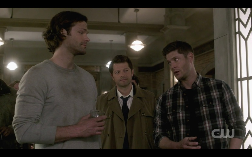 Supernatural 'Exodus' – Back From the AU and On to the Season Finale!