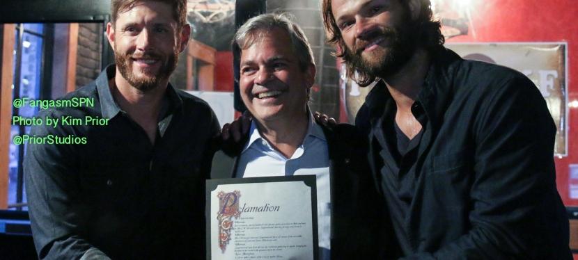 Supernatural Day and Paws4AKF inAustin!