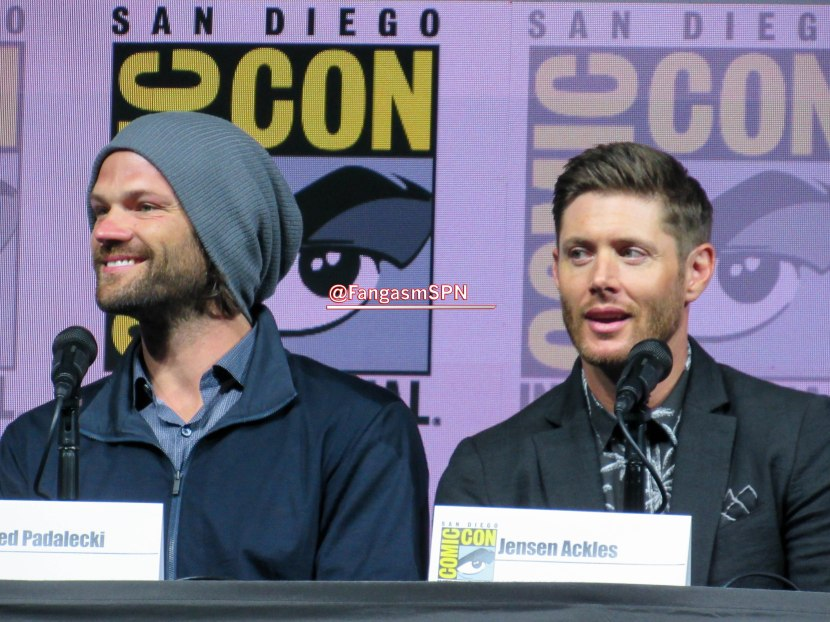 ALL the Scoop on Supernatural at Comic Con 2018 – Part Two with Exclusive Video Interviews!