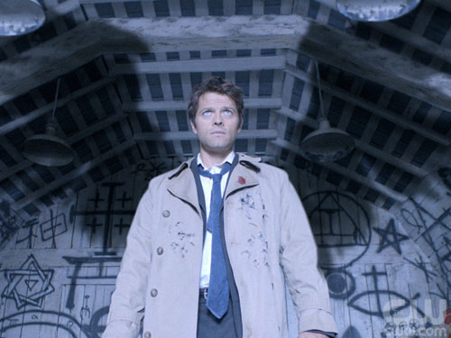 Happy Ten Years on Supernatural, Misha Collins!
