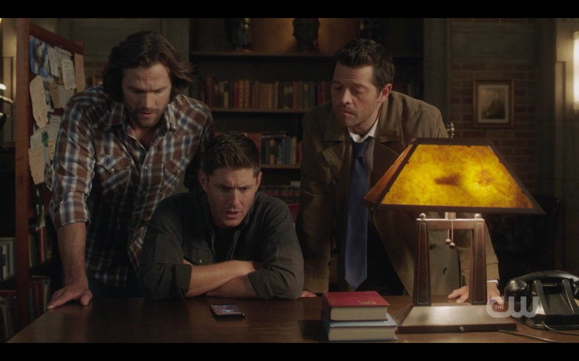 The Winchesters Are Together Again in this Week's Supernatural, 'The Scar'