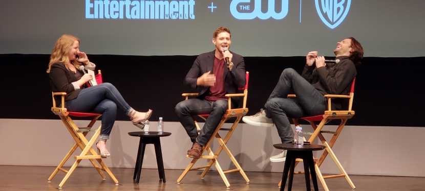 Supernatural Hits New York City For A Sneak Peek at Season 14!